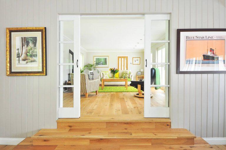 diseño en zonas amplias de tu hogar