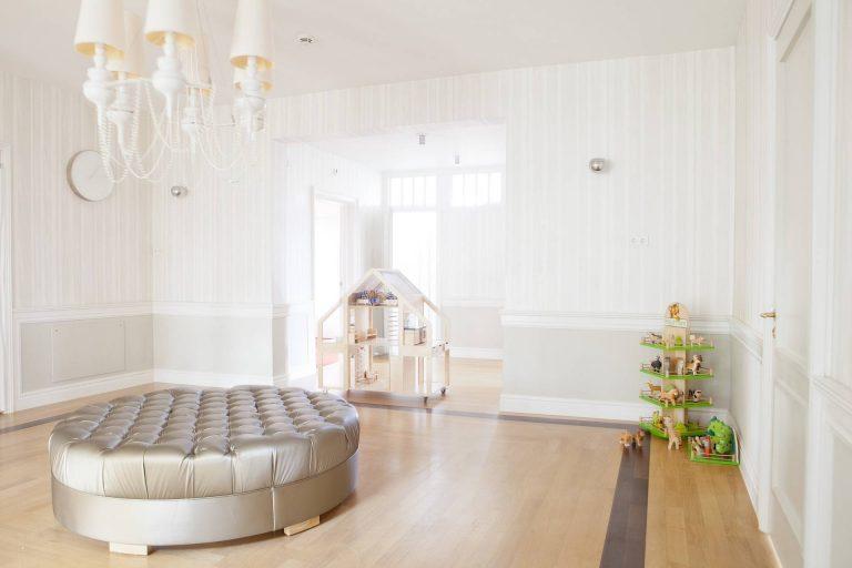 interiorismo de salón