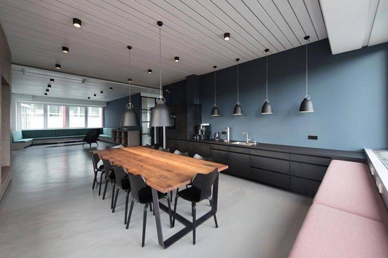 construcción de cocinas